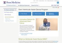Penn Ventricular Assist Device Program