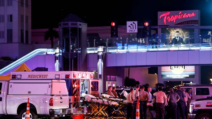 How Doctors Save Lives after a Mass Shooting