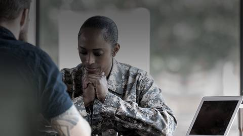 The Pain Within Our Bravest: COVID-19's Impact on Veterans' Mental Health