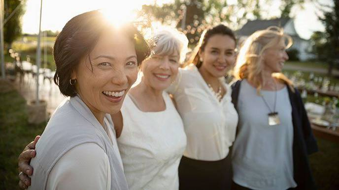 Women with Colorectal Cancer Fare Better If They Have Social Support