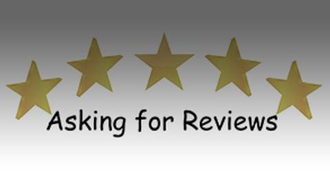 The Art of Asking Patients for a Review
