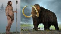 Woolly Mammoths & Neanderthals Shared Some of the Same DNA