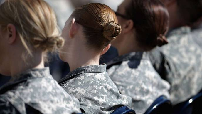 1 in 10 Older Women Veterans Were Sexually Assaulted in Military