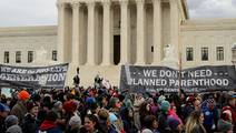 The Supreme Court Is Debating The Rights Of  Crisis Pregnancy Centers
