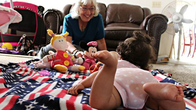 The Benefits of Nurse Visits for Moms & Children