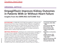 Empagliflozin Improves Kidney Outcomes in Patients With or Without Heart Failure Insights From the EMPA-REG OUTCOME Trial
