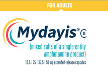Learn more about Mydayis