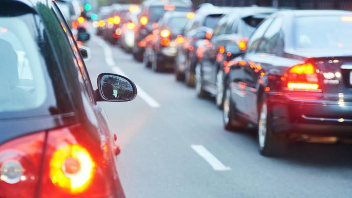 Traffic Conditions Affect Consistent Access to Advanced Stroke Care