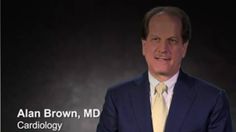 Meet Alan Brown, MD