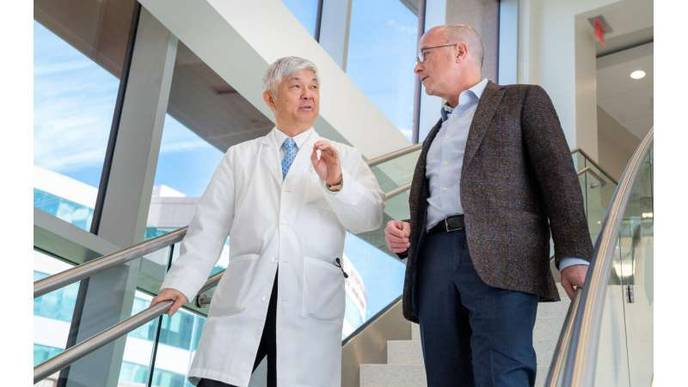 Partnership with China Prompts Change in Care for High-Risk Type of Leukemia
