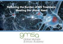 Slides for Download: Reducing the Burden of MS Treatment