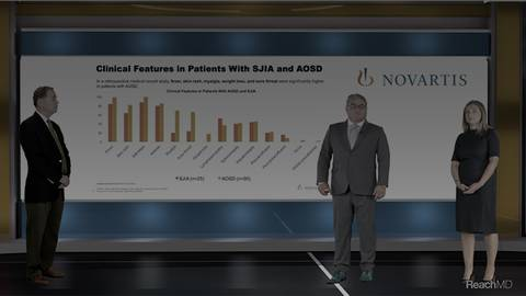 video Clinical Features of SJIA and AOSD for Segment 12214