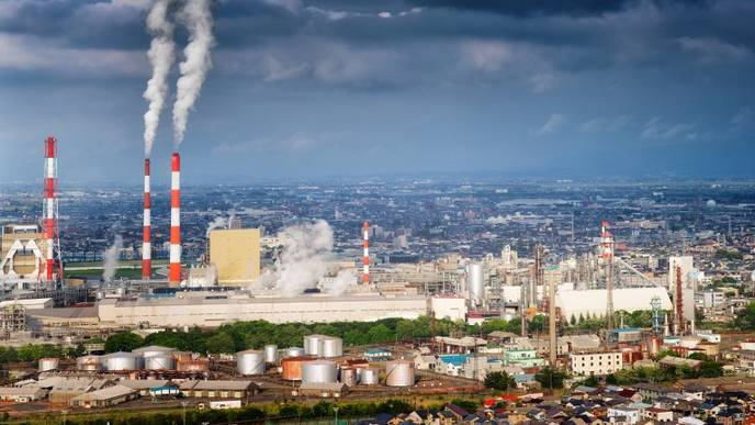 Air Pollution Increases ER Visits for Breathing Problems