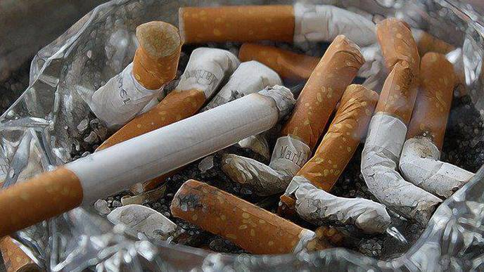 Tobacco Smoke-Exposed Children Often Use Emergent Health Services