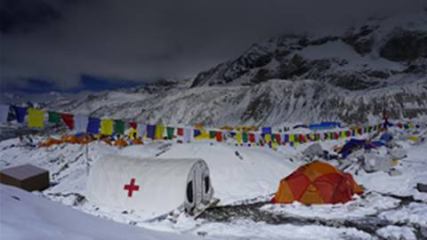 Everest ER: Practicing Medicine at 17,000 Feet