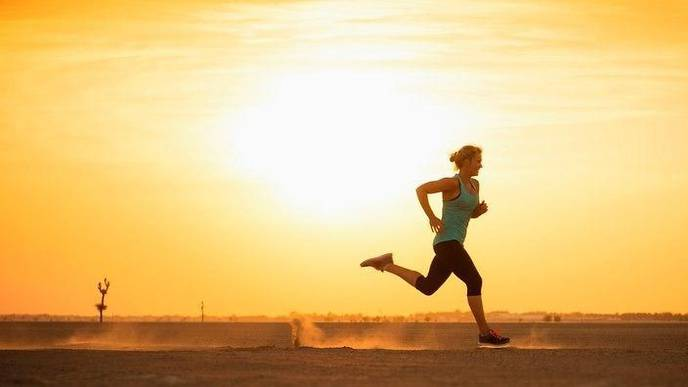 Heavy-Resistance Training Can Help Running Performance