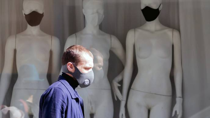 CDC: Avoid Exhalation Valve Masks