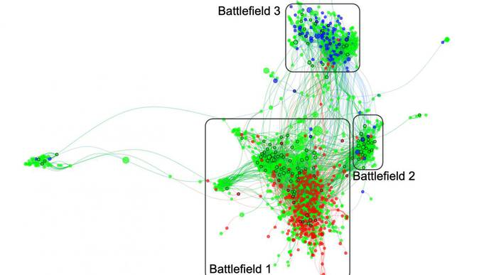 New Map Reveals Distrust in Health Expertise Is Winning Hearts & Minds Online