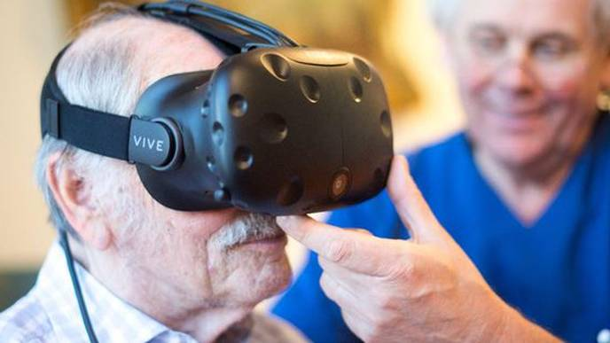 See How This Company Uses Virtual Reality To Change Patient Healthcare