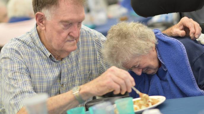 'Alzheimer's Tsunami' Growing Care Demand As Medicaid Funding Gets Tighter