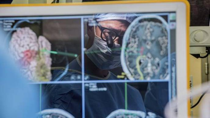 Paralyzed Man's Brain Waves Turned into Sentences on Computer in Medical First