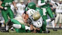 Changes in Brain Scans Seen After a Single Season of Football for Young Players