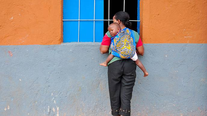 Maternal Depression on Rise in Poor Countries