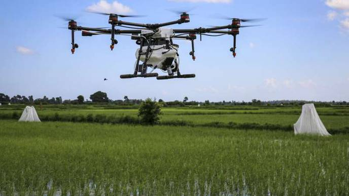 Researchers Use Drones to Pilot a New Tool to Fight Malaria