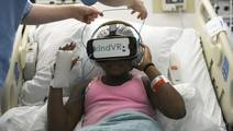 Can Virtual Reality be Used to Manage Pain at a Pediatric Hospital?