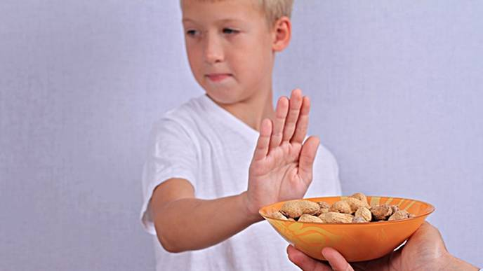 Researchers Find Link Between Food Allergies And Childhood Anxiety