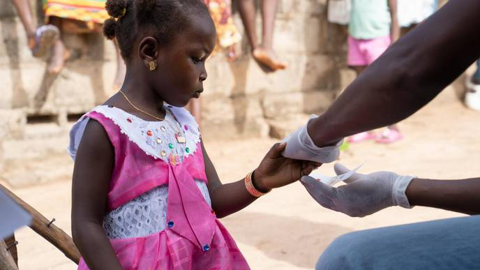 Lethal House Lures Reduce Incidence of Malaria in Children