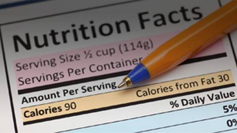 Can Food Labels promote Healthy Eating?