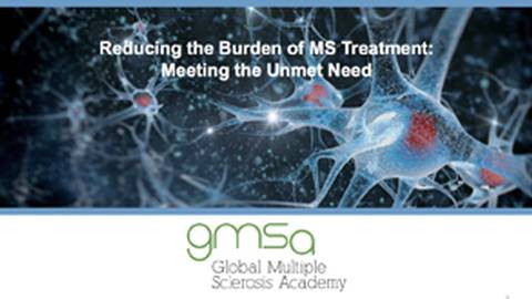 Reducing the Burden of MS Treatment