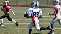 Young Football Players Tackle Greatest Concussion Risk at Practice