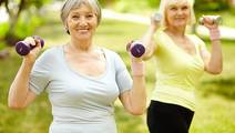 U.S. Seniors Getting Healthier, Especially When Wealthy and White