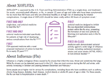 XOFLUZA Fact Sheet