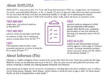 XOFLUZA Fact Sheet