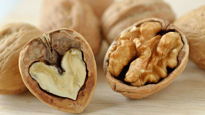 Walnuts May be Good for the Gut & Help Promote Heart Health