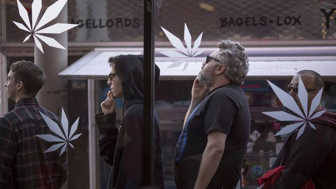 Marijuana Use Is On The Rise Among Baby Boomers