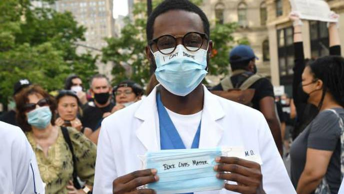 Black Doctors Push for Anti-Bias Training in Medicine to Combat Health Inequality