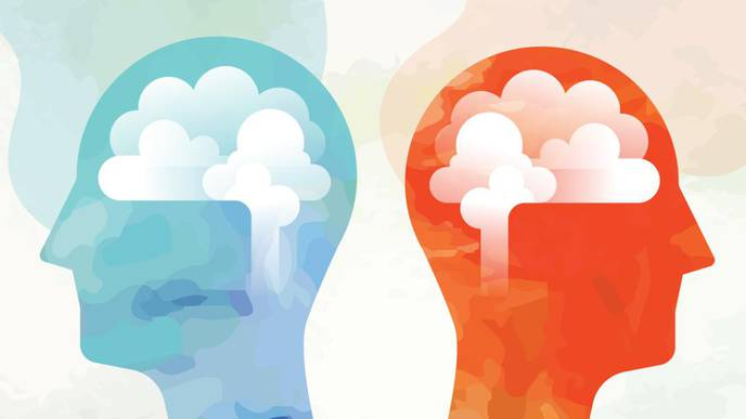 Can the Brain Resist the Group Opinion?