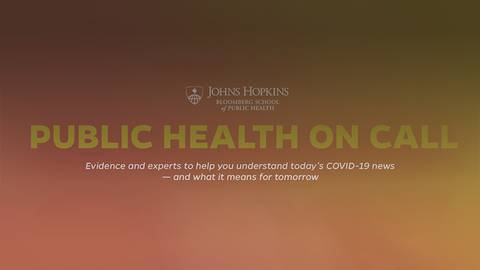 Crystal Watson, an Expert in Healthcare Preparedness, Answers Your COVID-19 Questions