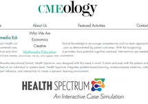 CMEology's Multimedia Education: Health Spectrum