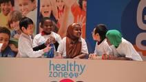 Teaching Kids to Make Healthier Food Choices