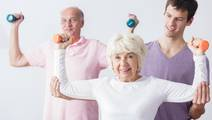 Proper Exercise can Reverse Damage from Heart Aging