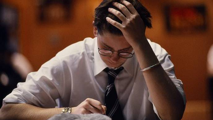 Depressed Teenagers Do Worse in Exams Because They Have Worse Memory