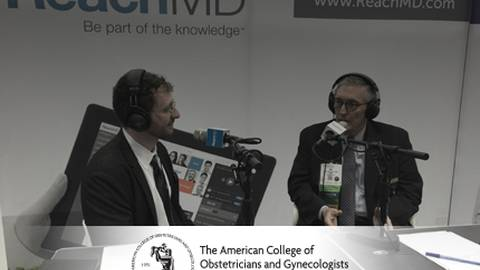 Guiding the Collective Voice of OB/GYN: Dr. Hal Lawrence, EVP and CEO of ACOG