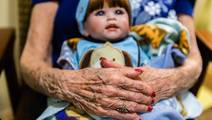 Doll Therapy May Help Calm People With Dementia, But It Has Critics