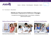 Medicare Payment & Delivery Changes
