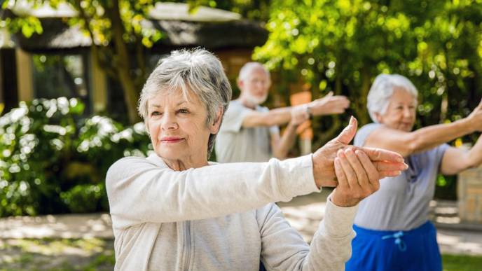 Exercise Program Improves Balance, Muscle Strength in Women with Osteoporosis